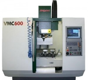 Bridgeport VMC600