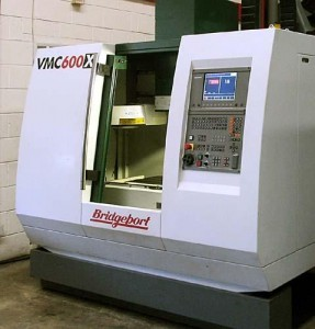 Bridgeport VMC600X