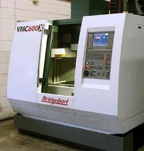 Bridgeport VMC600X